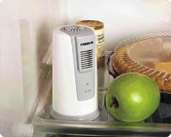 oreck refrigerator air purifier xj 100 manual